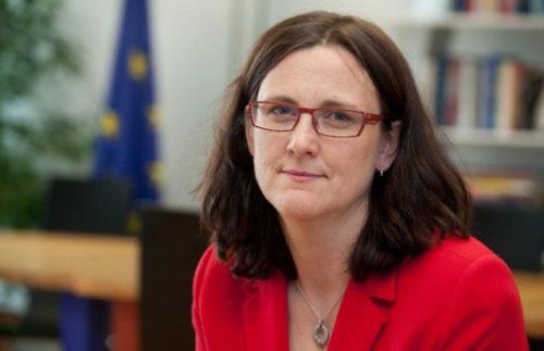 Erklärung von Handelskommissarin Malmström nach WTO-Entscheidung im Airbus-Fall
