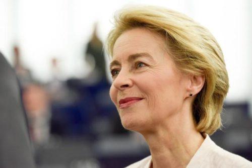 EU-Parlament bestätigt von der Leyen-Kommission 2019-2024