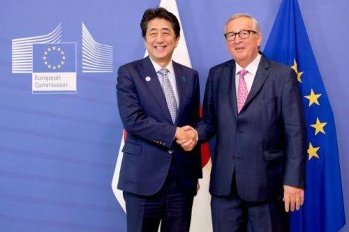 Globale Konnektivität: EU vertieft strategische Beziehungen zu Asien