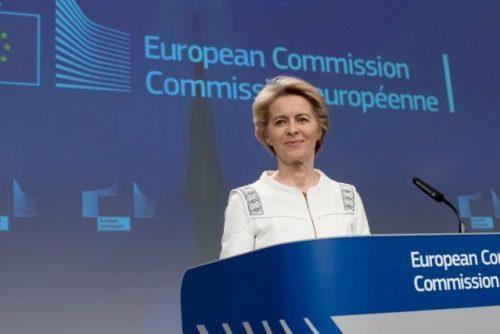 Die Arbeitsmethoden der Kommission von der Leyen: zu Hause und in der Welt mehr erreichen