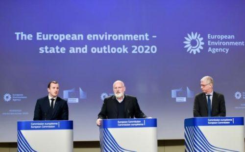Timmermans und Sinkevičius: Europäischer Green Deal muss alle mitnehmen