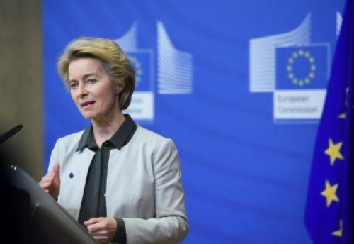 Präsidentin von der Leyen kündigt zügige Verhandlungen über künftige Beziehungen mit dem Vereinigten Königreich an