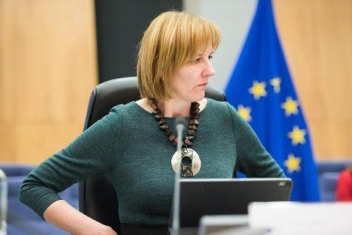 Ilze Juhanzone ist neue Generalsekretärin der Kommission