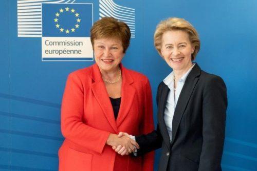 EU und IWF suchen gemeinsame Lösungen für nachhaltige Entwicklung