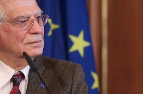 Borrell zu Libyen: EU will Druck zur Umsetzung der Waffenruhe aufrechterhalten