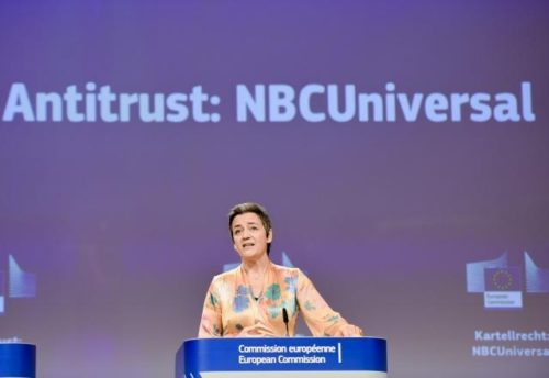 Film-Merchandising-Artikel: Kommission verhängt Geldbuße von 14,3 Millionen Euro gegen NBCUniversal