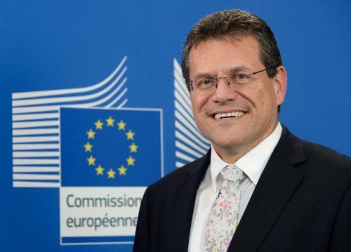 Brexit: Ursula von der Leyen ernennt Maroš Šefčovič zum EU-Vertreter im Gemeinsamen Ausschuss von EU und UK