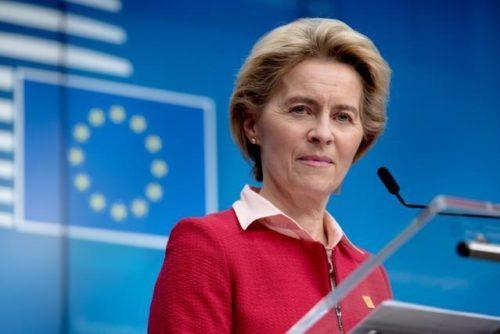 """Von der Leyen: Arbeit an langfristigem EU-Haushalt """"geht ungebrochen weiter"""""""