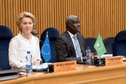 EU-Kommission in Addis Abeba: EU und Afrikanische Union verstärken ihre Zusammenarbeit