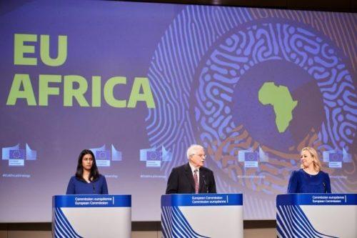 EU-Afrika-Strategie: Die EU setzt auf eine stärkere Partnerschaft