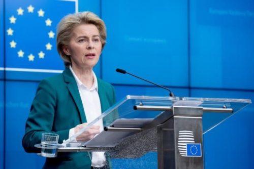 Von der Leyen: Einreisebeschränkung für nicht zwingend notwendige Reisen in die EU – für zunächst 30 Tage