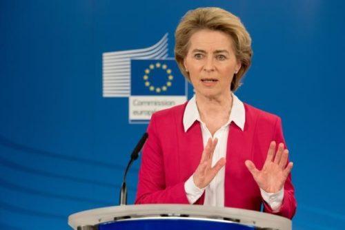 Europäischer Rat bittet von der Leyen um koordinierte Strategie für die Zeit nach der Corona-Pandemie