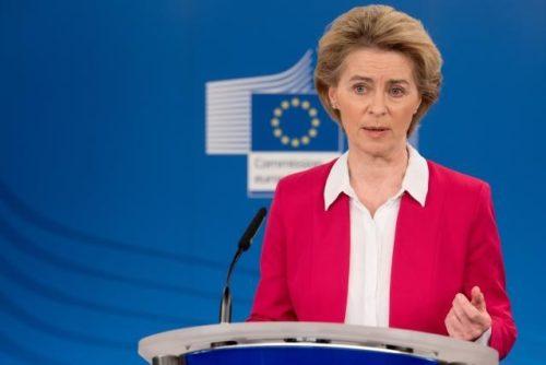 Von der Leyen schlägt europäisches Instrument für Kurzarbeit vor