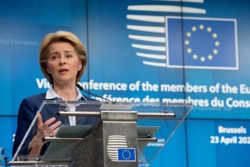 Europäischer Rat bittet Kommission um Vorschlag für Corona-Wiederaufbau mithilfe des EU-Haushalts