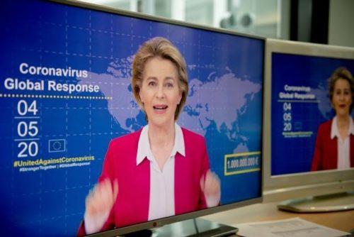 Coronavirus-Krisenreaktion: Weltweilte Spendenaktion der EU mobilisiert 7,4 Milliarden Euro für universellen Zugang zu Impfstoffen