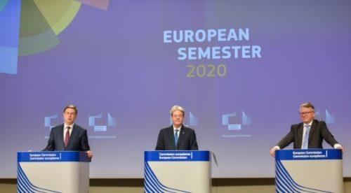 Europäisches Semester: Länderspezifische Empfehlungen für eine nachhaltige Erholung von der Coronakrise