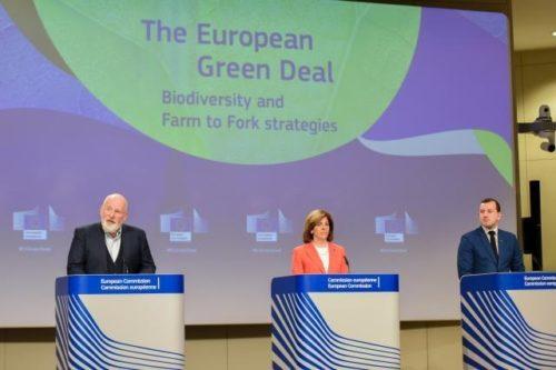 Grüner Deal: Kommission verabschiedet Strategien für biologische Vielfalt und nachhaltige Lebensmittel