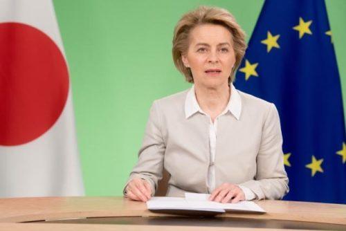 EU und Japan bauen ihre strategische Partnerschaft aus