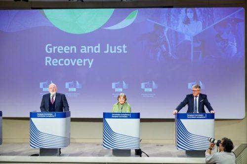 EU-Haushalt: Kohäsionspolitik wird zentraler Bestandteil für gerechten und grünen Wiederaufbau