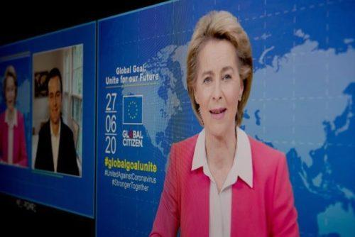 Weltweite Coronavirus-Krisenreaktion: neue Kampagne im Finale des Spendenmarathons