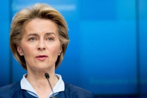 """Von der Leyen: EU-Aufbauplan """"ist eine große Chance für die deutsche Industrie"""""""