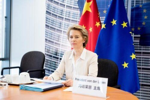 EU und China beraten über Handels- und Investitionsbeziehungen