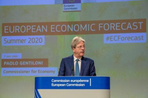 Wirtschaftsprognose Sommer 2020: Kommission erwartet noch tiefere und uneinheitlichere Rezession