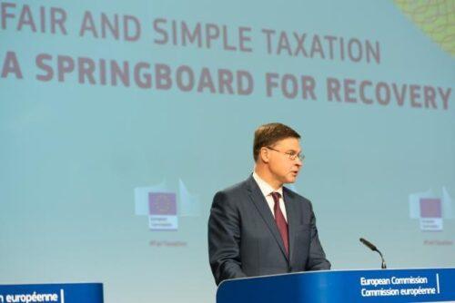 EU-Kommission legt Vorschläge für faire und einfache Besteuerung in Europa vor