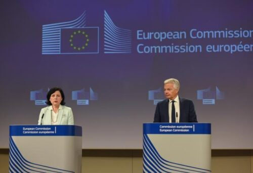"""Kommissionsvizepräsidentin Jourová nach Urteil der EuGH zum transatlantischen Datenschutz: """"Datenschutz ist ein grundlegendes Recht der europäischen Bürgerinnen und Bürger"""""""