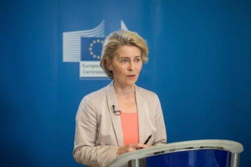 """Ursula von der Leyen: """"Erasmus ist eine der größten einigenden Errungenschaften in der Geschichte unserer Union"""""""
