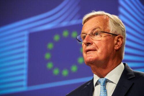 Brexit: Europäische Union und Vereinigtes Königreich einigen sich auf Abkommen über ihre künftige Partnerschaft