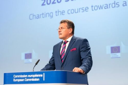 Für eine widerstandsfähige EU: Kommission legt erste strategische Vorausschau vor
