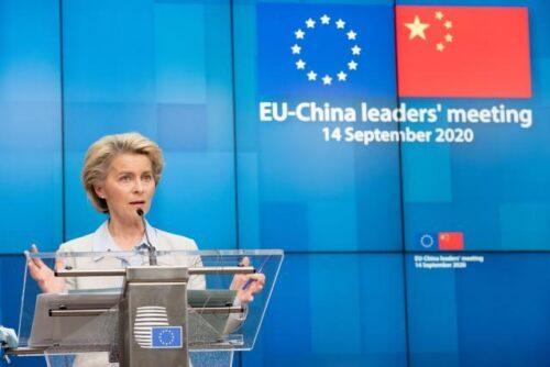 EU-China-Gipfel: EU erwartet konkrete Fortschritte für weitere Verhandlungen