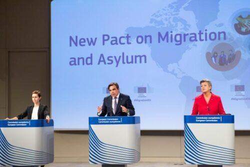 Kommission zieht Bilanz zur Zusammenarbeit mit Drittstaaten bei der Rückübernahme von Migranten