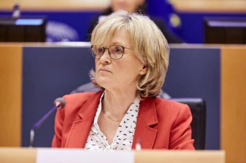 Mairead McGuinness ist jetzt neue EU-Kommissarin für Finanzstabilität, Finanzdienstleistungen und Kapitalmärkte