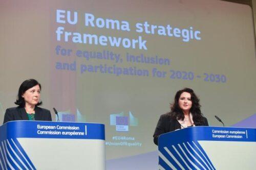 Kommission nimmt neuen Anlauf für Gleichbehandlung der Roma
