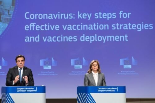 EU-Kommission bereitet EU-Staaten auf Verteilung eines möglichen Corona-Impfstoffes vor