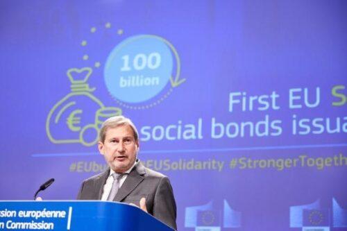 Kurzarbeitsprogramm SURE: Kommission gibt Sozialanleihen über 17 Milliarden Euro aus