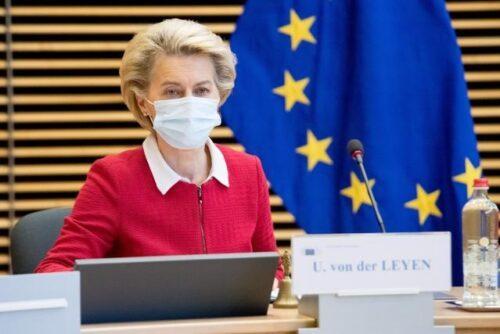 """Von der Leyen zur EU-Impfstoffstrategie: """"Der Gegner ist das Virus"""""""