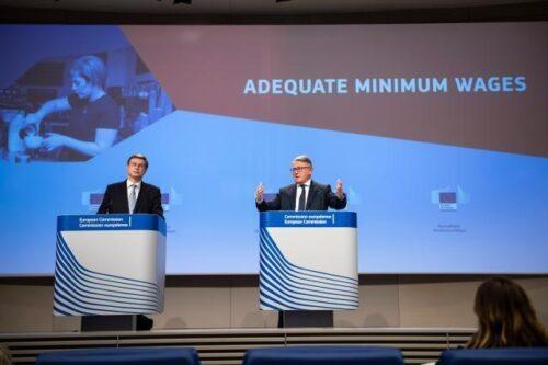 EU-Richtlinie soll angemessene Mindestlöhne in allen Mitgliedstaaten sicherstellen