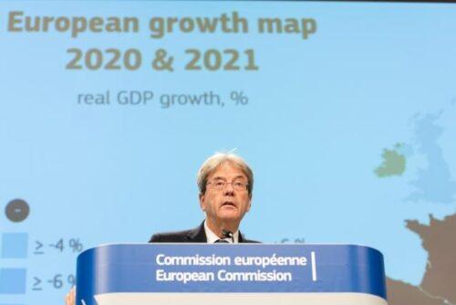 Herbstprognose 2020: Wiederaufflammen der Pandemie unterbricht wirtschaftliche Erholung