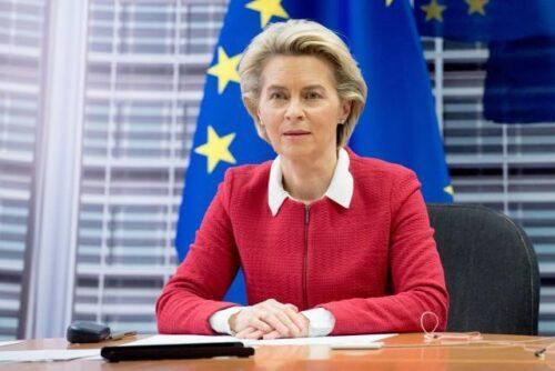 Kampf gegen den Terror: von der Leyen kündigt neue Schengen-Strategie an