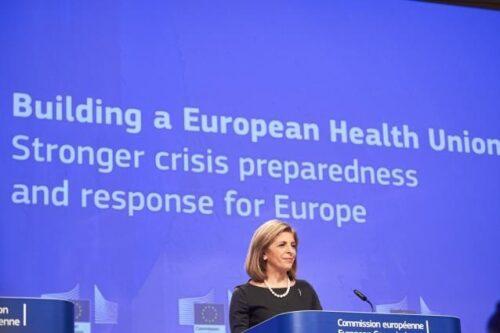 Europäische Gesundheitsunion: Kommission will Vorsorge und Bewältigung von Pandemien auf EU-Ebene stärken