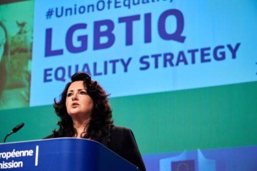 Kommission stärkt mit erster Gleichstellungsstrategie die Rechte von LGBTIQ