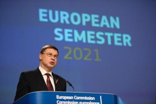 Europäisches Semester: Kommission will Volkswirtschaften der EU wieder auf Erholungskurs bringen