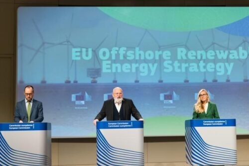 Green Deal: Kommission legt Strategie für erneuerbare Offshore-Energie vor