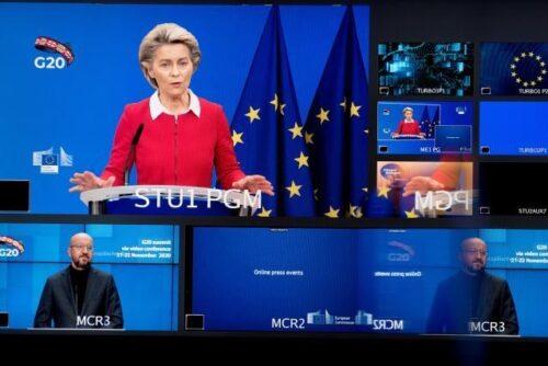 Von der Leyen: G20-Gipfel kann Neuanfang in der globalen Zusammenarbeit bringen