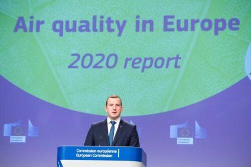 Bessere Luftqualität dank EU-Umweltpolitik: Zahl der vorzeitigen Todesfälle ist aber noch zu hoch