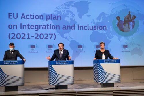 EU-Kommission will Mitgliedstaaten bei Integration und Inklusion von Migranten unterstützen