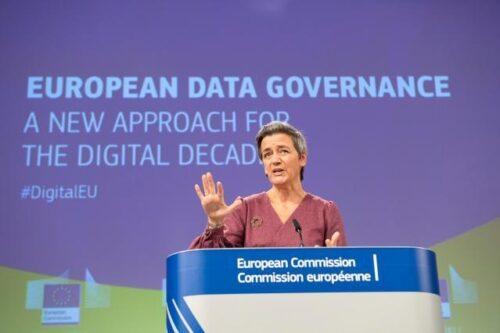 Bessere Nutzung von Daten auf der Basis europäischer Werte: Kommission will mit neuen Vorschriften Vertrauen schaffen